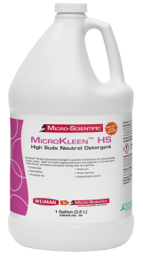 MicroKleen HS high suds neutral detergent