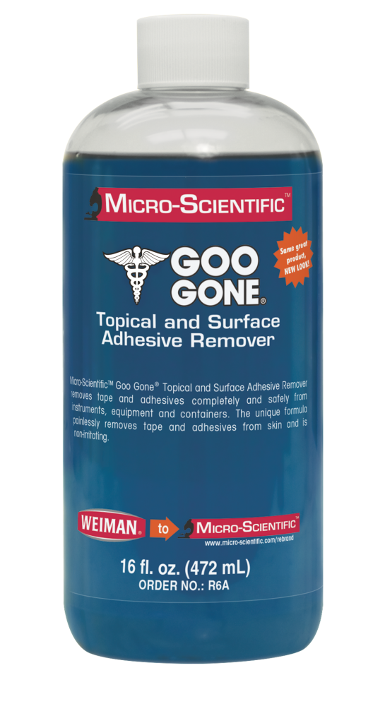 Goo Gone Topical and surface adhesive remover