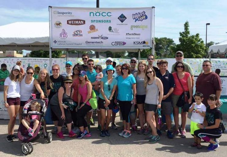 NOCC run/walk ovarian cancer